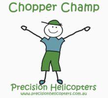Chopper Champ Kids Tee