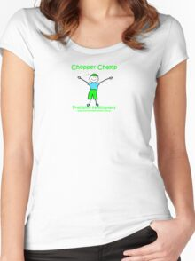 Chopper Champ Women's Fitted Scoop T-Shirt