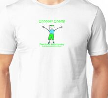 Chopper Champ Unisex T-Shirt