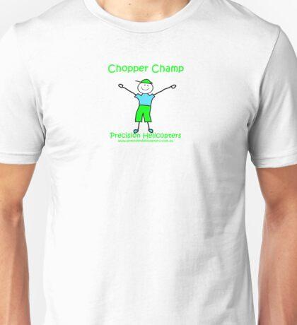 Chopper Champ Unisex T-Shirt