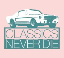Classics Never Die One Piece - Short Sleeve
