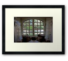 Through The Looking Glass Framed Print