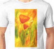 Lovely poppies Unisex T-Shirt