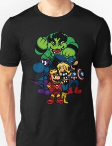 Mushroom A T-Shirt