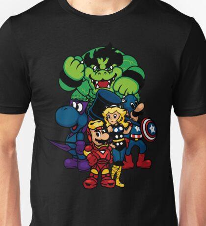 Mushroom A Unisex T-Shirt