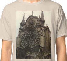 paris architecture  Classic T-Shirt