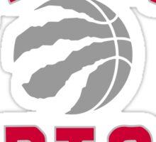toronto raptors the basketball heroes Sticker