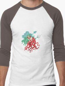 Warrior Octomaid Men's Baseball ¾ T-Shirt