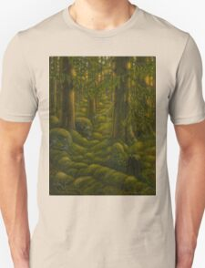 The old forest Unisex T-Shirt