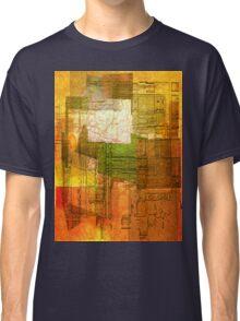 A Circle Amongst Squares Classic T-Shirt