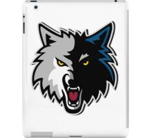 timberwolves Minnesota sport spirit iPad Case/Skin