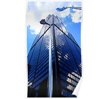 Willis Tower - Chicago, USA Poster