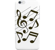 Sweet Music iPhone / Samsung Galaxy Case  iPhone Case/Skin