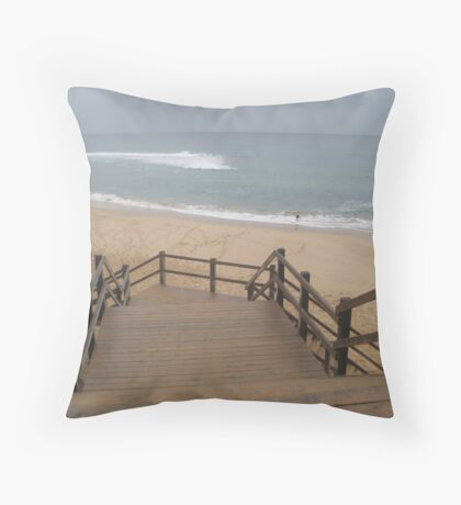 All the worlds a stage and we are merely players... Throw Pillow