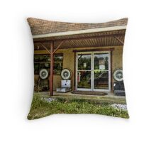 Weight on me Throw Pillow