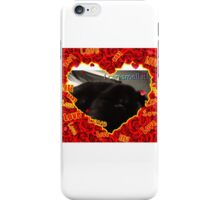 EyE can smell it  iPhone Case/Skin