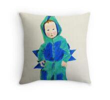 even dragons... Throw Pillow