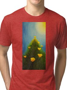California poppies Tri-blend T-Shirt