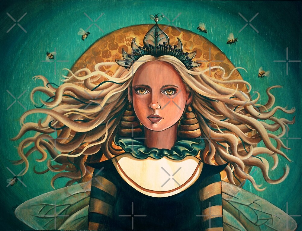 Queen Bee by Sarah  Mac