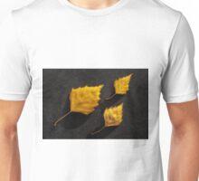 The golden leaves Unisex T-Shirt