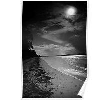 Along the shore at Bagnalls 6 Poster