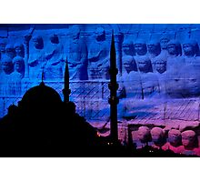 istanbul history Photographic Print