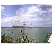 The Clout of Rangitoto Poster