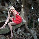 Red Riding Hood  by Alfredo Estrella