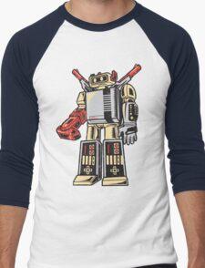 NESTRON Men's Baseball ¾ T-Shirt