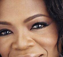 Oprah Headshot Sticker