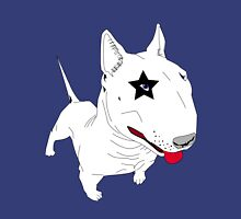 are you searching a bull terrier star? Unisex T-Shirt