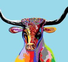 Texas Longhorn Sticker