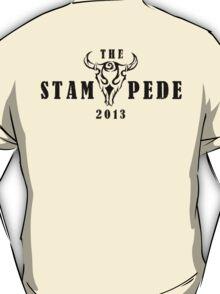 The Stampede Tough Mudder official t-shirt T-Shirt