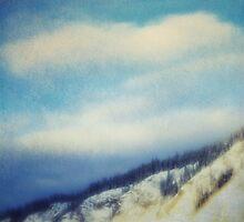 Winter Is So Quiet It Needs No Words by Priska Wettstein