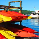 Vivid Rentals At Alderbrook by Mary-Elizabeth Kadlub
