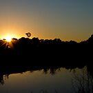 Morning's first light by David Tigani