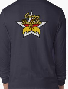 Street Fighter IV Boxer - Crazy Buffalo Long Sleeve T-Shirt