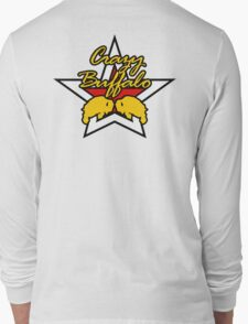 Street Fighter IV Boxer - Crazy Buffalo Long Sleeve T-Shirt