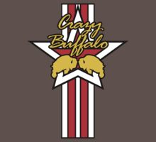 Street Fighter IV Boxer - Crazy Buffalo (Stars & Stripes) Kids Clothes