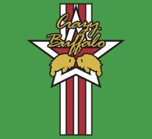 Street Fighter IV Boxer - Crazy Buffalo (Stars & Stripes) Kids Tee