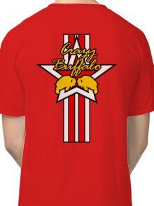 Street Fighter IV Boxer - Crazy Buffalo (Stars & Stripes) Classic T-Shirt