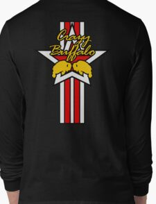 Street Fighter IV Boxer - Crazy Buffalo (Stars & Stripes) Long Sleeve T-Shirt