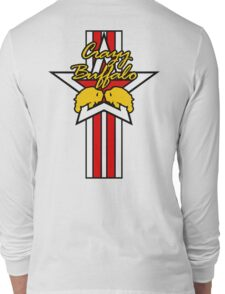 Street Fighter IV Boxer - Crazy Buffalo (Stars & Stripes) Long Sleeve T-Shirt