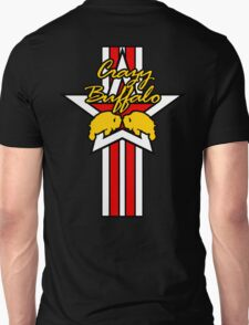 Street Fighter IV Boxer - Crazy Buffalo (Stars & Stripes) Unisex T-Shirt
