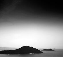 At the top of mt tomaree by jubrok