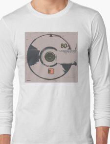 Minidisc RIP Long Sleeve T-Shirt