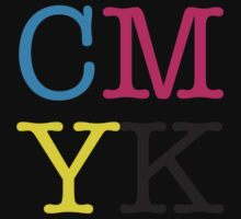 CMYK Kids Clothes