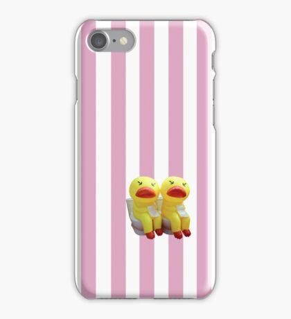 cute duck iPhone Case/Skin