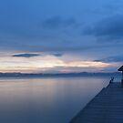 Sunrise Dock by Kyle McLeod
