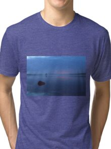 Blue moment Tri-blend T-Shirt